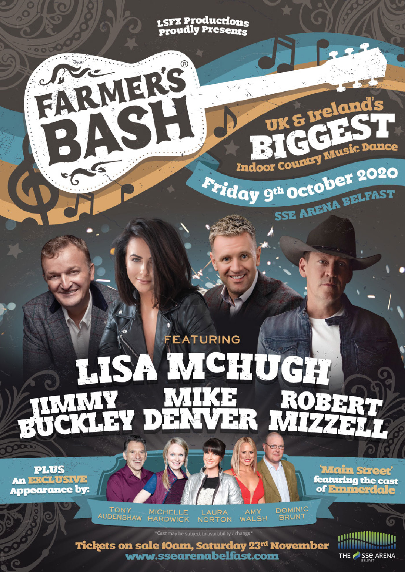 Purchase Farmers Bash Tickets